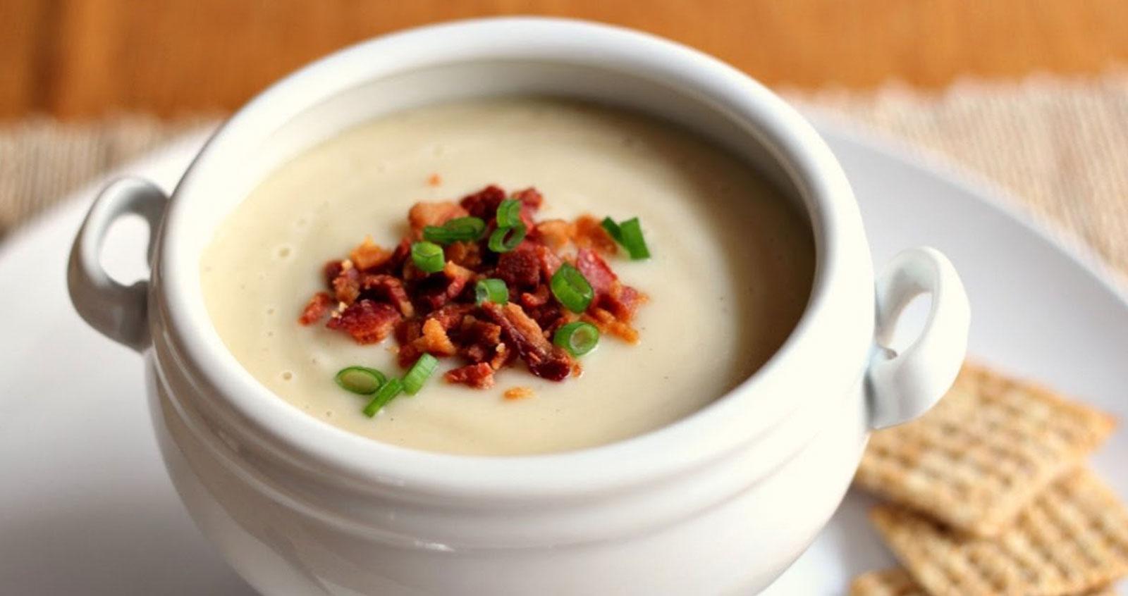 Sağlık için: Çorba için!